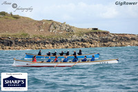 isles of scilly, gig, rowing, world pilot gig championships, 2016, photograph, boat, outdoor, ladies veterans,